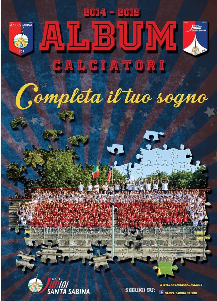 Album Calciatori - Completa il tuo sogno